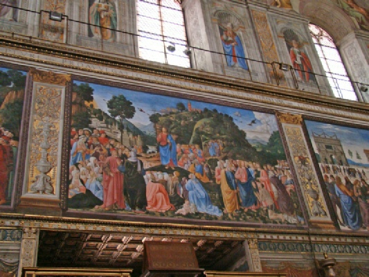 Legacy And Death Of Moses: Sistine Chapel Explaining The Many Frescos