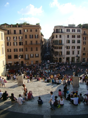 Hotel in Rome near Spanish steps