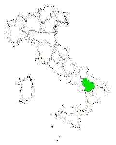 basilicata region of italy travel information Tuscany Italy Homes map of italy highlighting basilicata